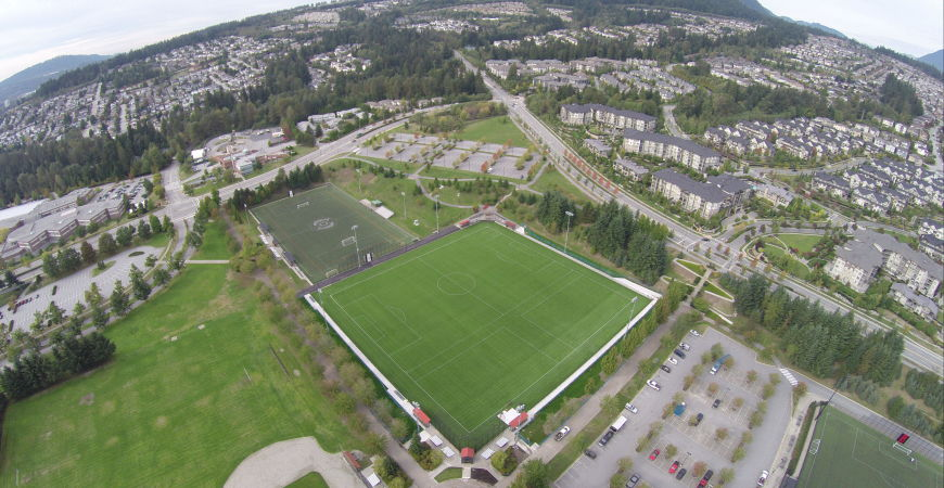 Town Center - New Soccer Lines 1